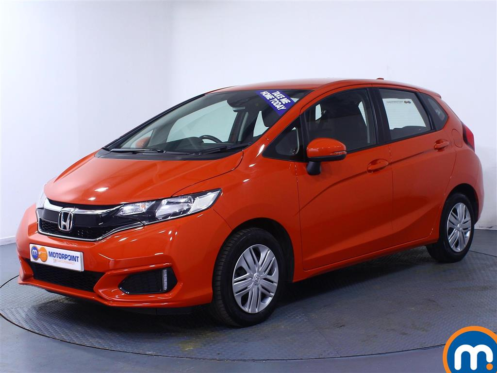 Honda Jazz S - Stock Number (1018476) - Passenger side front corner