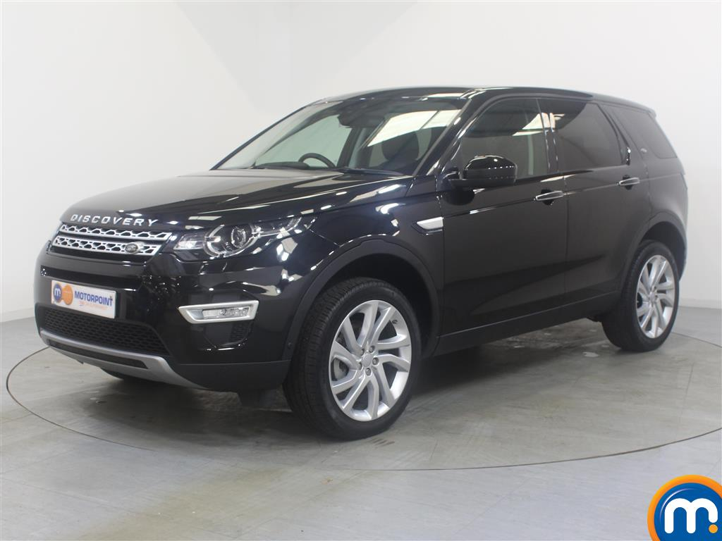 Land Rover Discovery Sport HSE Luxury - Stock Number (1025602) - Passenger side front corner