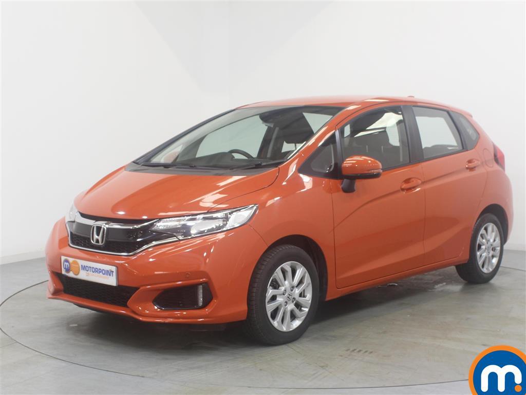 Honda Jazz SE Navi - Stock Number (1022145) - Passenger side front corner