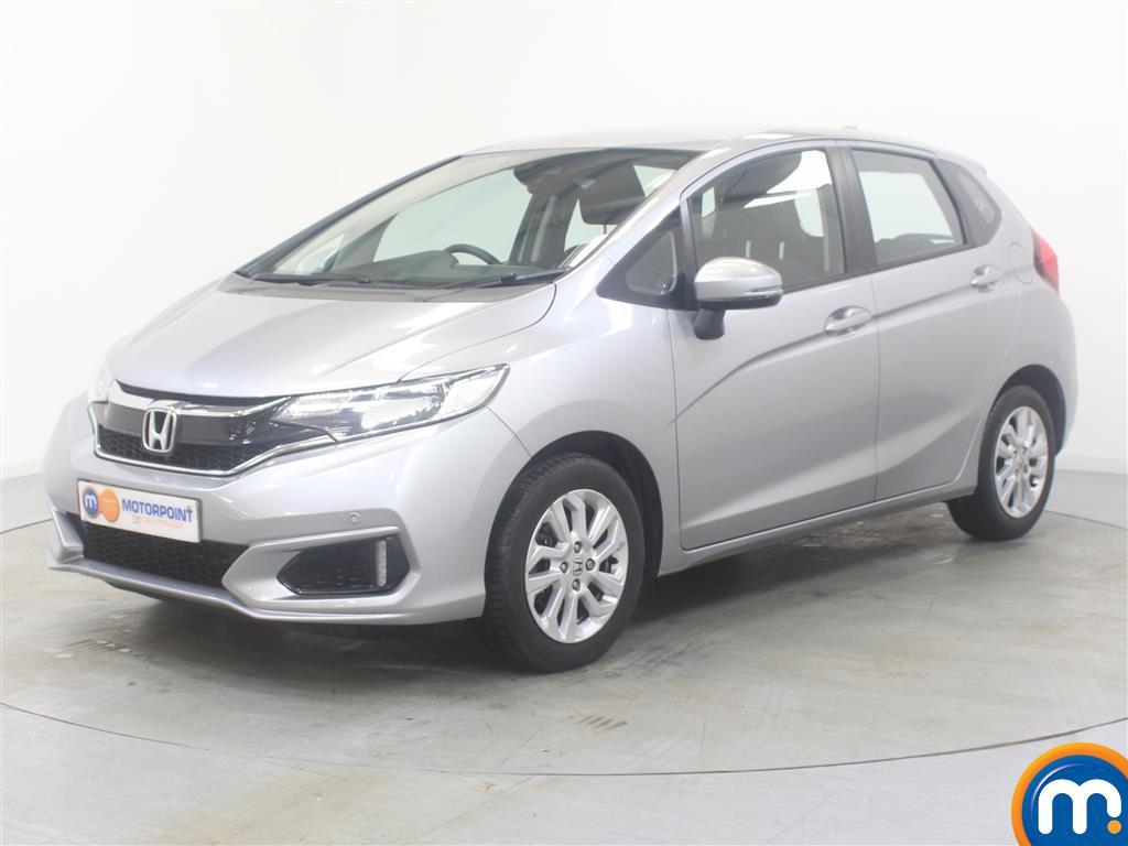 Honda Jazz SE Navi - Stock Number (1021864) - Passenger side front corner