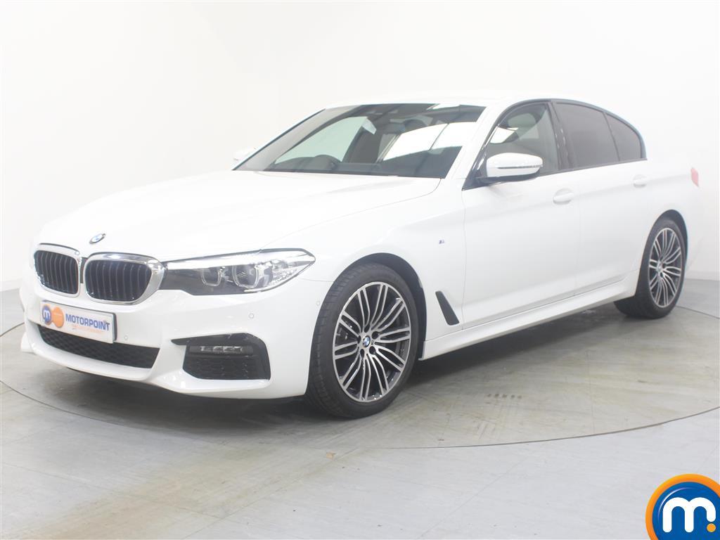 BMW 5 Series M Sport - Stock Number (1023871) - Passenger side front corner