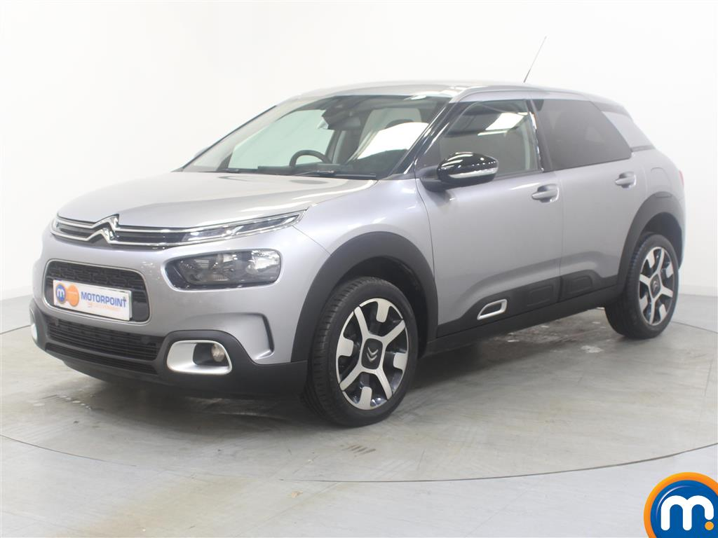 Citroen C4 Cactus Flair - Stock Number (1026794) - Passenger side front corner