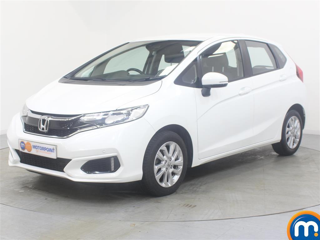 Honda Jazz SE Navi - Stock Number (1021863) - Passenger side front corner