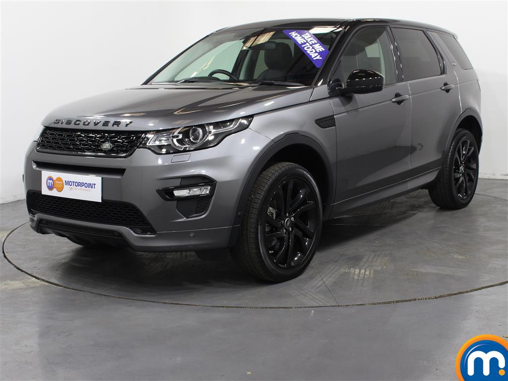 Land Rover Discovery Sport HSE Dynamic Luxury - Stock Number (1026319) - Passenger side front corner