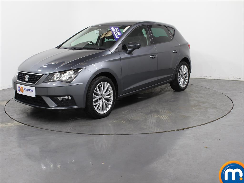 Seat Leon SE Dynamic Technology - Stock Number (1025629) - Passenger side front corner