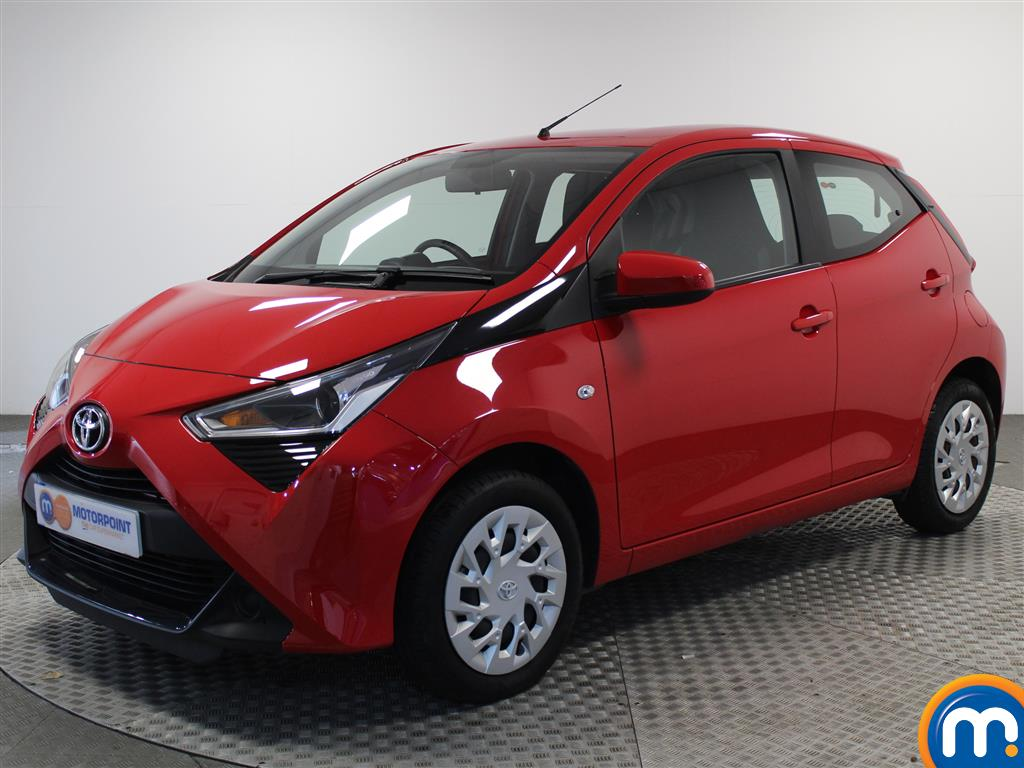 Toyota Aygo X-Play - Stock Number (1026959) - Passenger side front corner