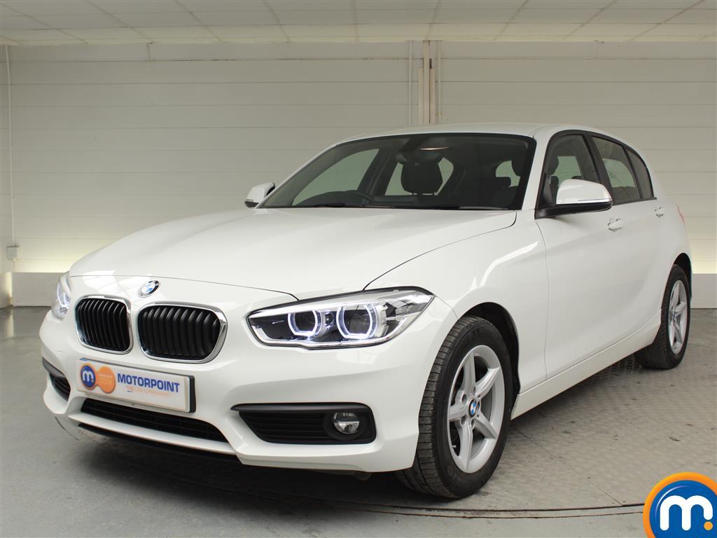 BMW 1 Series SE Business - Stock Number (1024630) - Passenger side front corner