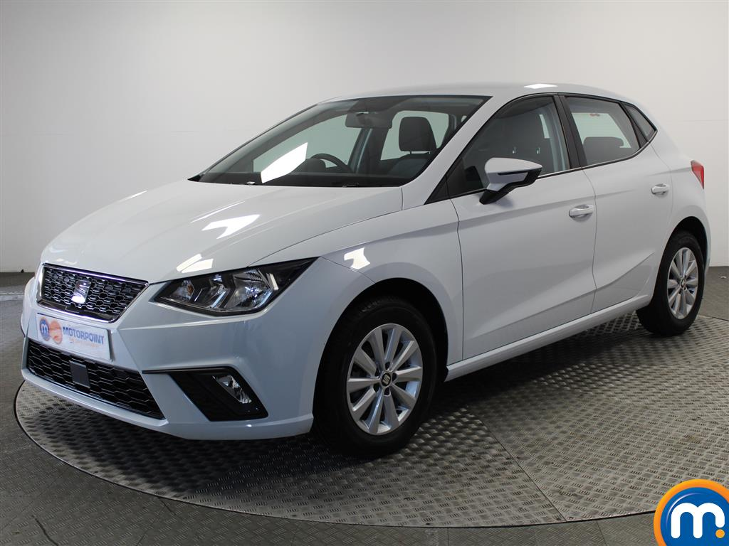 Seat Ibiza SE Technology - Stock Number (1027985) - Passenger side front corner