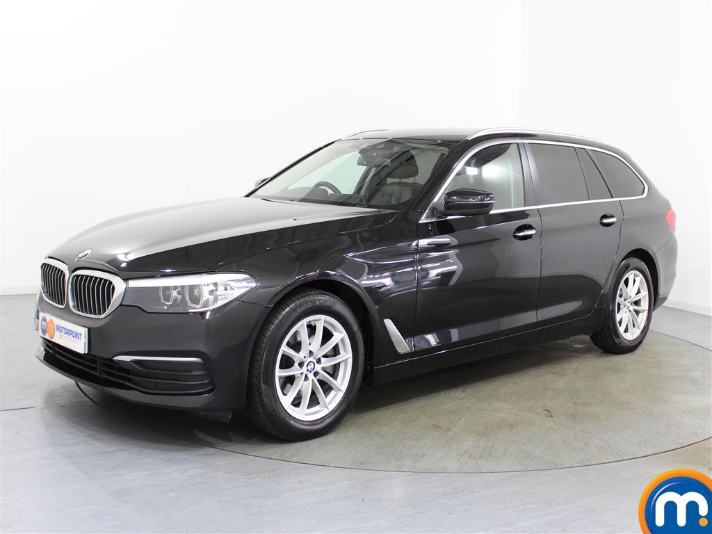 BMW 5 Series SE - Stock Number (1017907) - Passenger side front corner