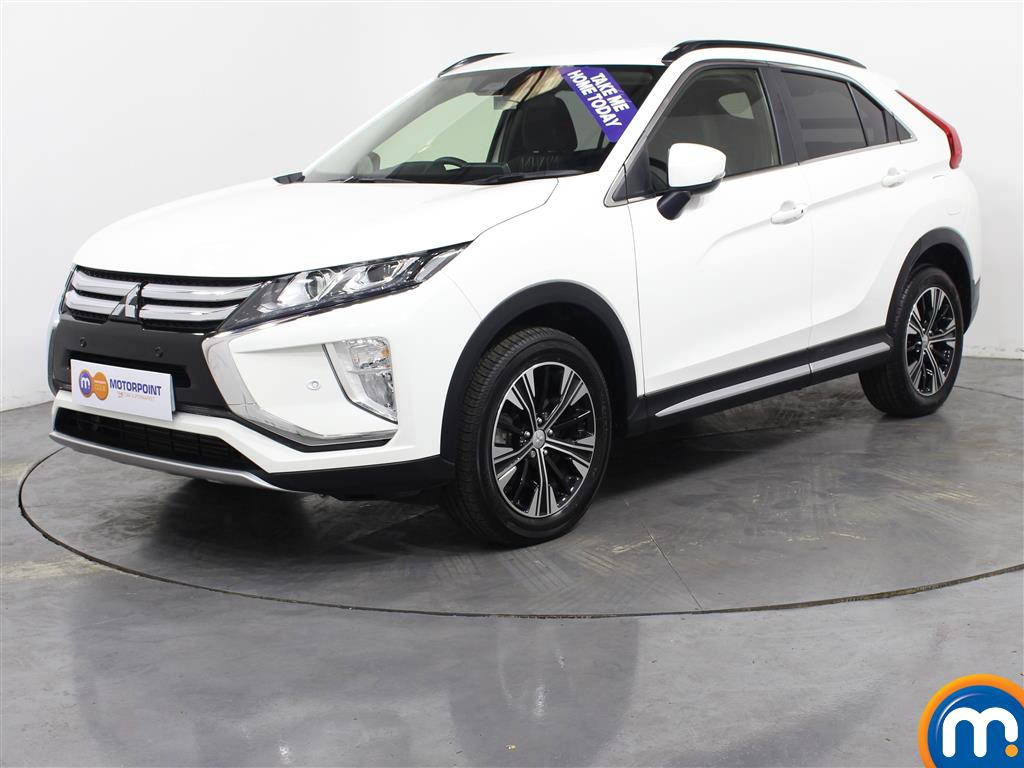 Mitsubishi Eclipse Cross 3 - Stock Number (1025541) - Passenger side front corner