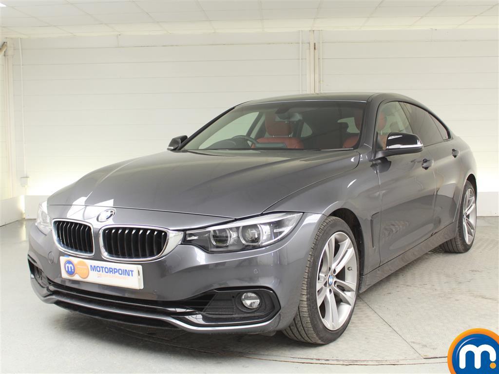 BMW 4 Series Sport - Stock Number (1018274) - Passenger side front corner
