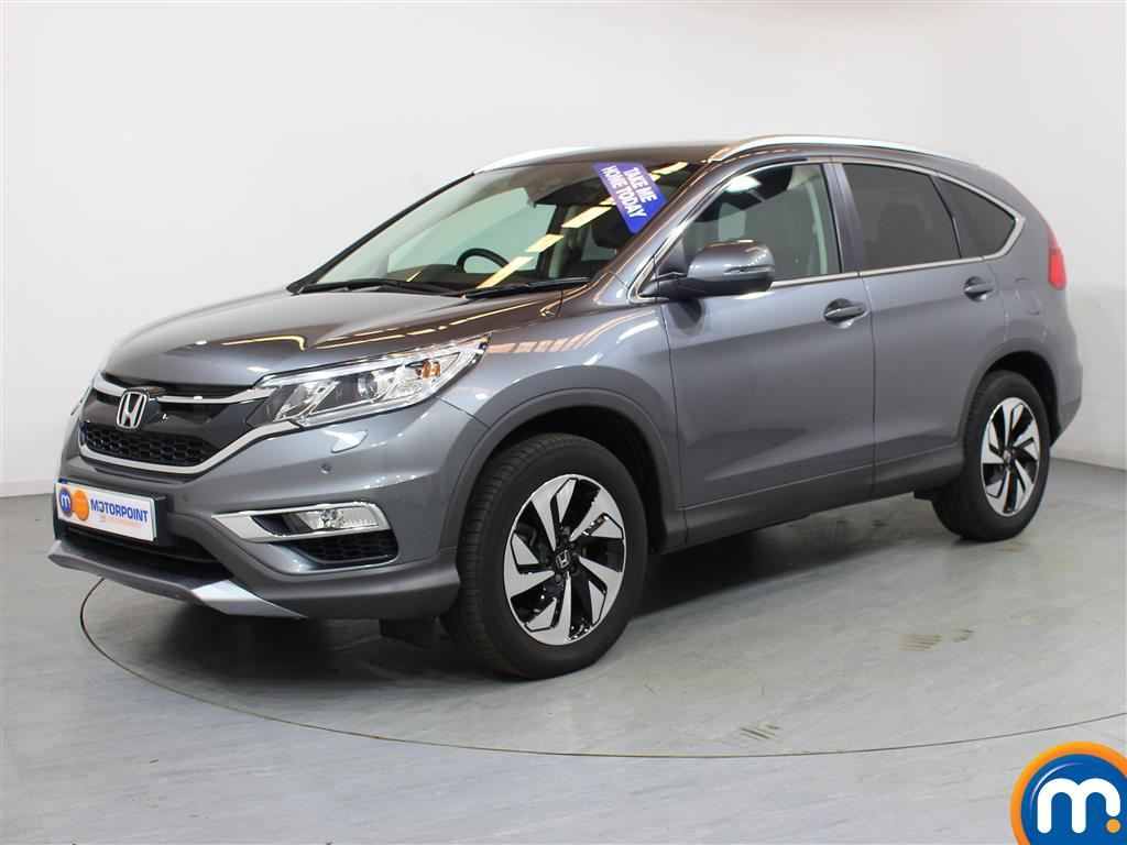 Honda Cr-V EX - Stock Number (1018750) - Passenger side front corner
