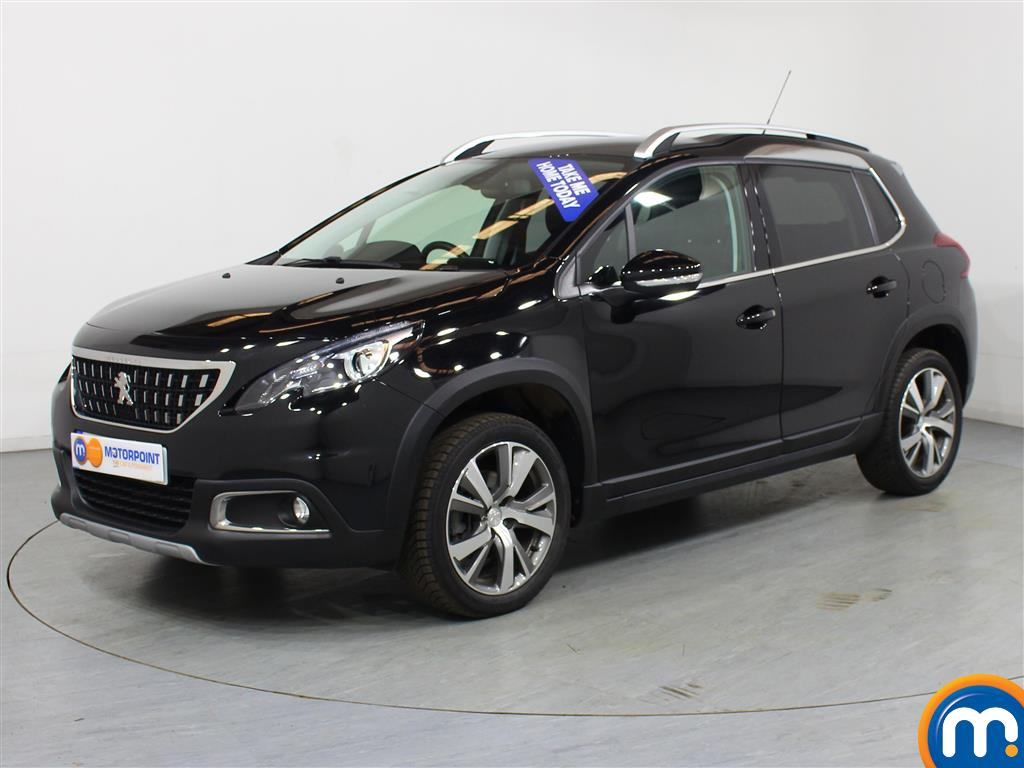 Peugeot 2008 Allure - Stock Number (1011195) - Passenger side front corner