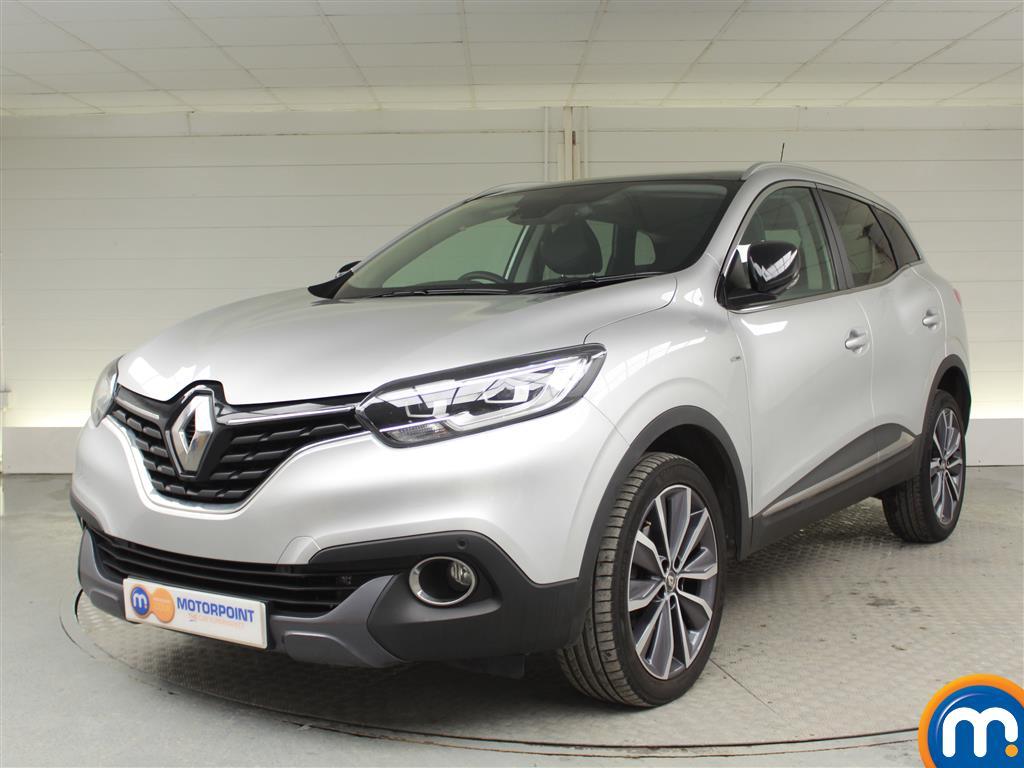 Renault Kadjar Signature Nav - Stock Number (1015089) - Passenger side front corner