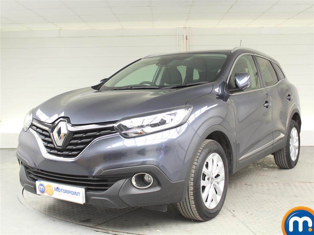 Renault Kadjar Dynamique Nav - Stock Number (1026251) - Passenger side front corner