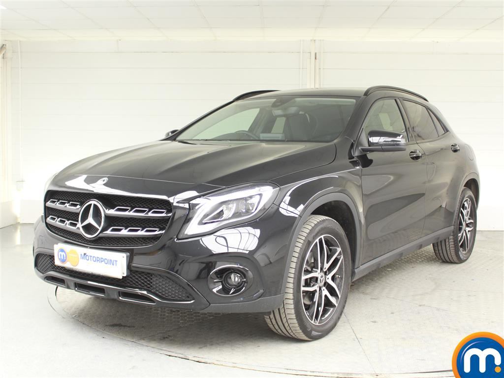 Mercedes-Benz Gla Class Urban Edition - Stock Number (1022566) - Passenger side front corner
