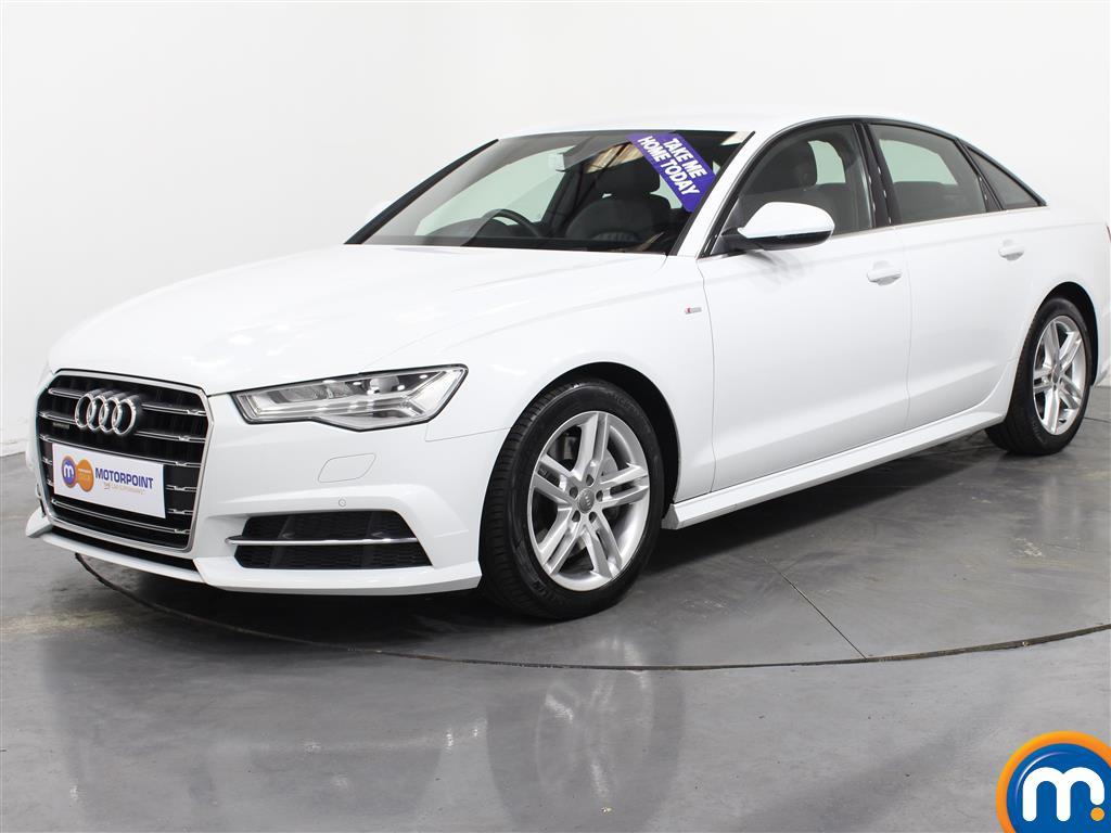 Audi A6 S Line - Stock Number (1024342) - Passenger side front corner
