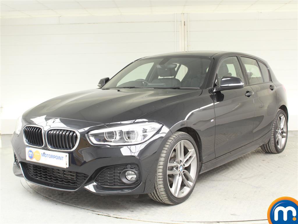 BMW 1 Series M Sport - Stock Number (1022546) - Passenger side front corner