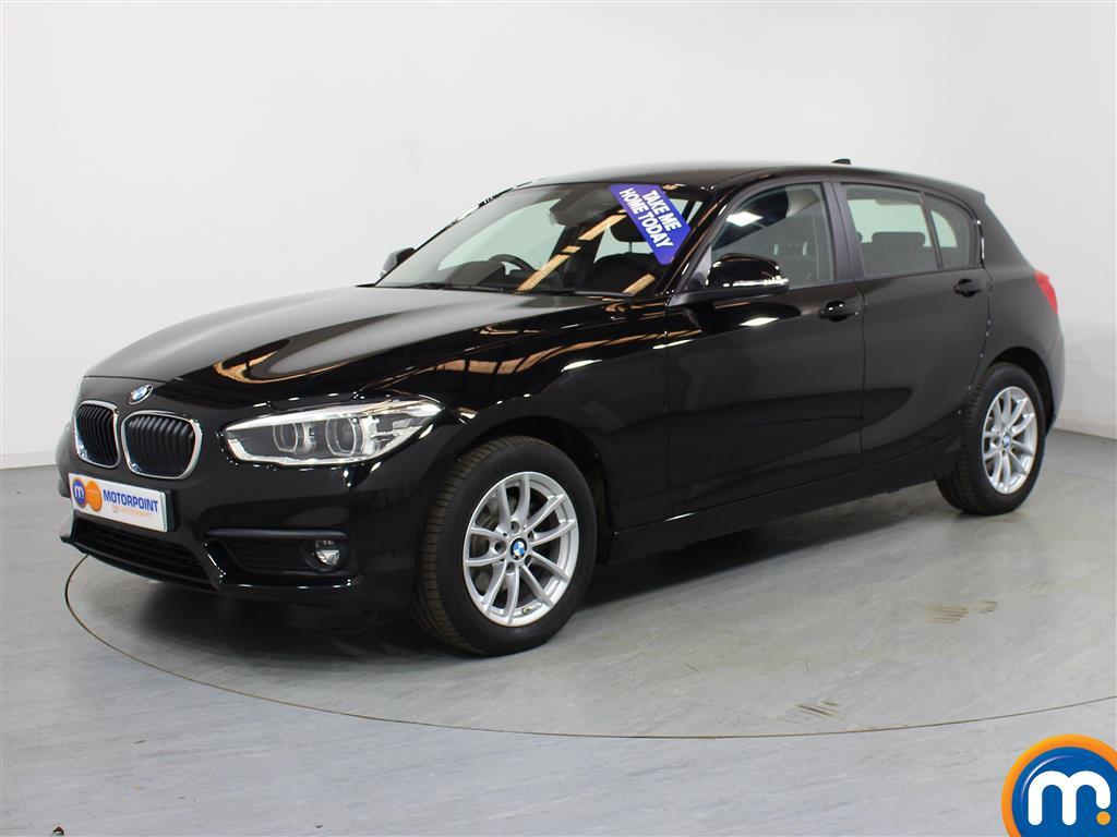 BMW 1 Series SE Business - Stock Number (1019688) - Passenger side front corner