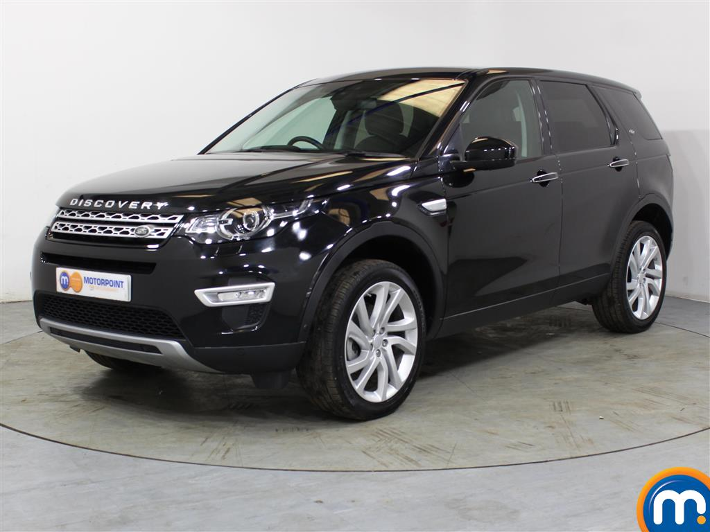 Land Rover Discovery Sport HSE Luxury - Stock Number (1026524) - Passenger side front corner