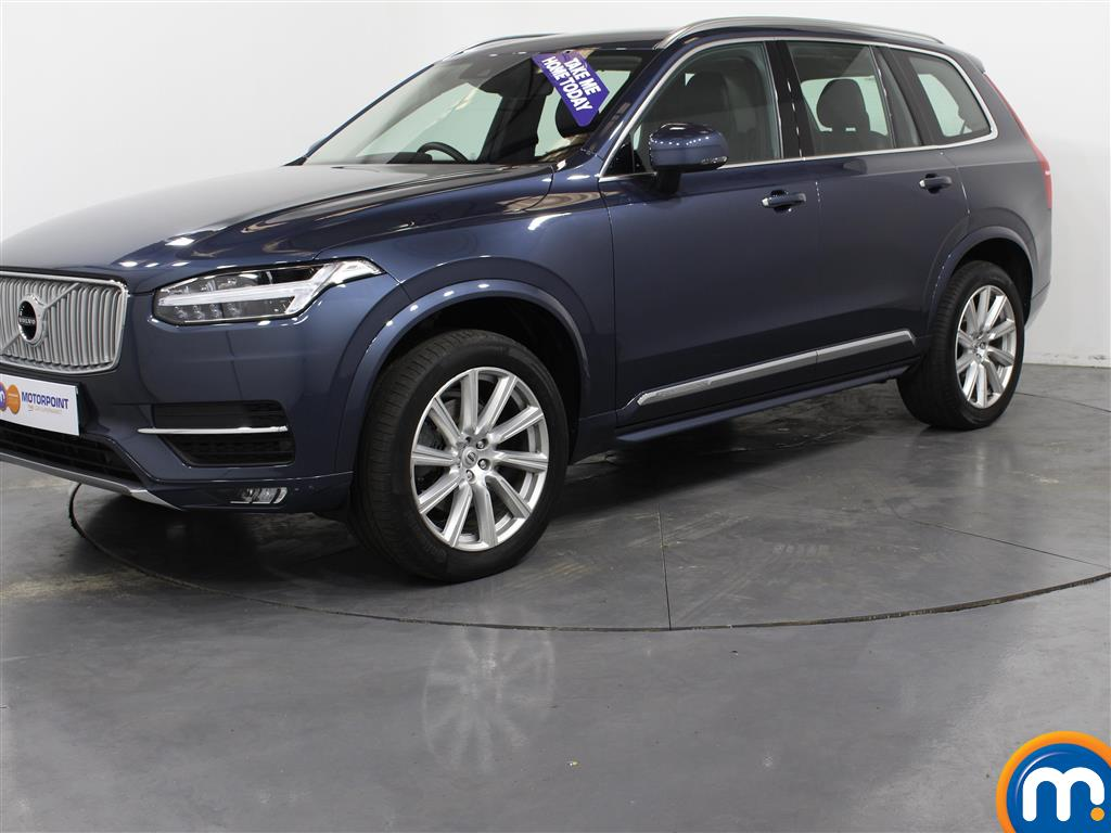 Volvo Xc90 Inscription Pro - Stock Number (1022528) - Passenger side front corner