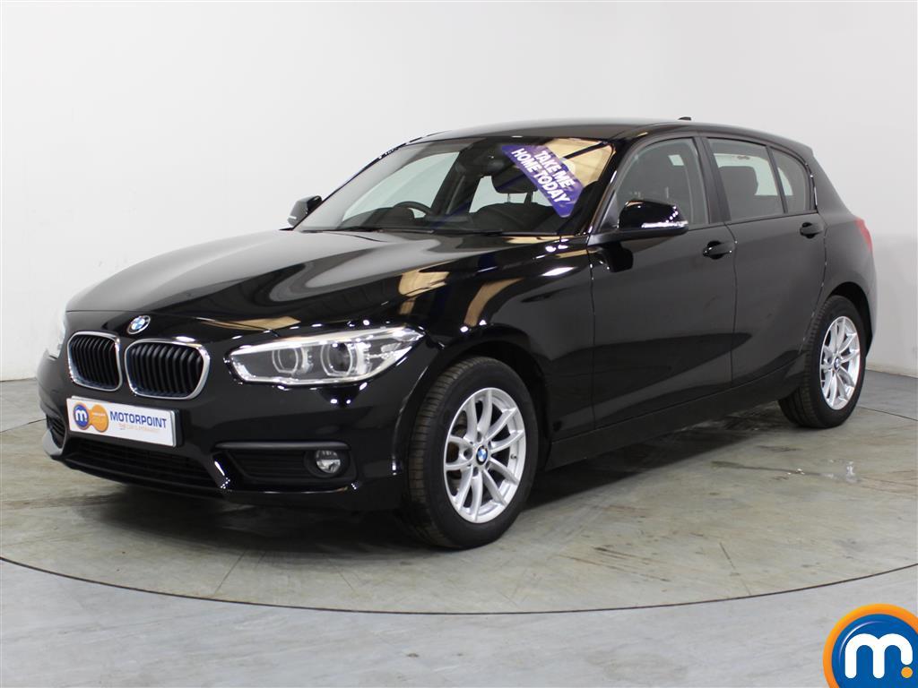 BMW 1 Series SE Business - Stock Number (1020295) - Passenger side front corner