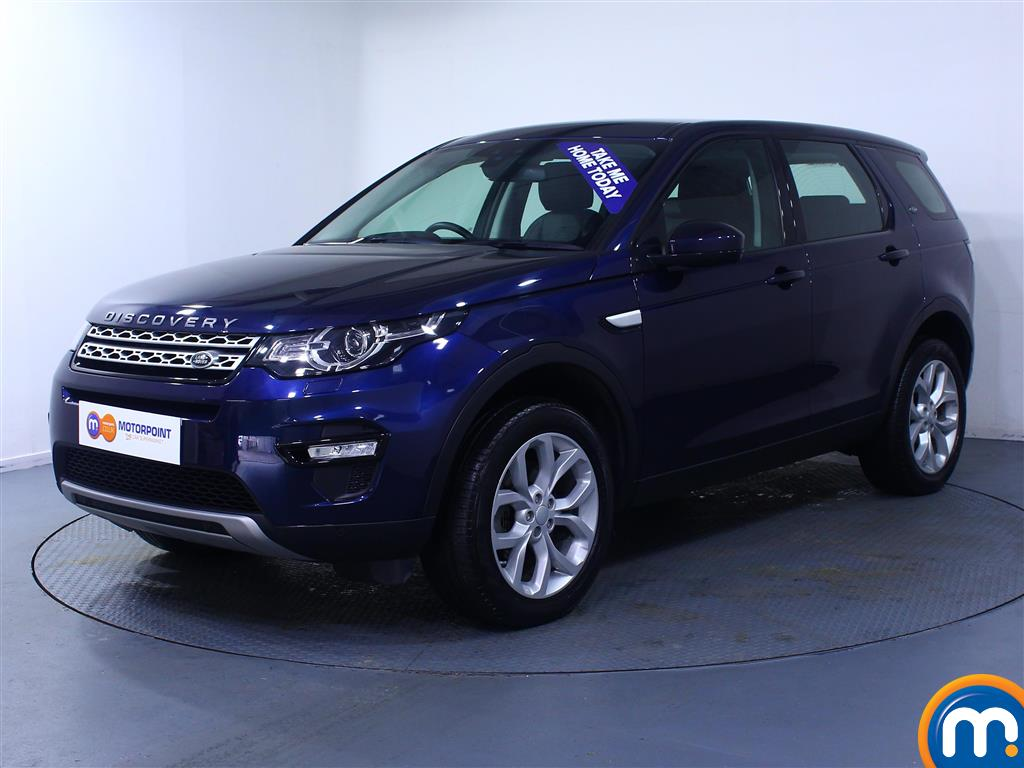 Land Rover Discovery Sport HSE - Stock Number (1028600) - Passenger side front corner