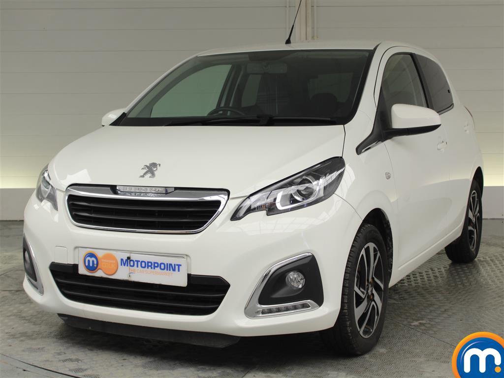 Peugeot 108 Allure - Stock Number (1021882) - Passenger side front corner