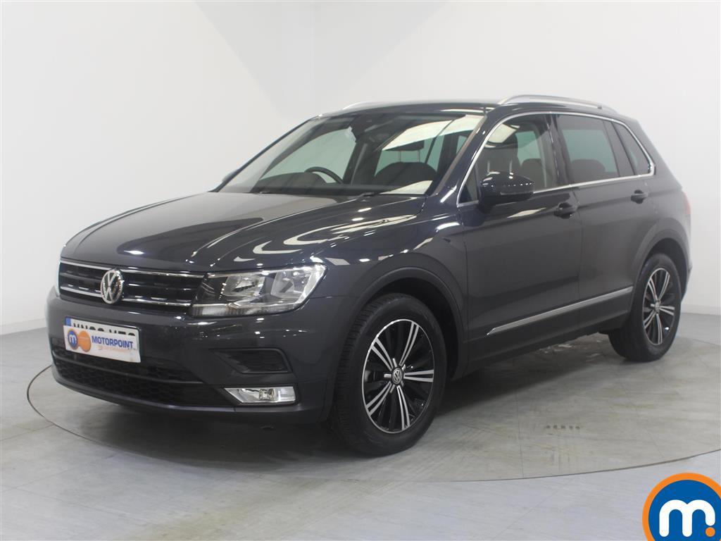 Volkswagen Tiguan SE Nav - Stock Number (1009032) - Passenger side front corner