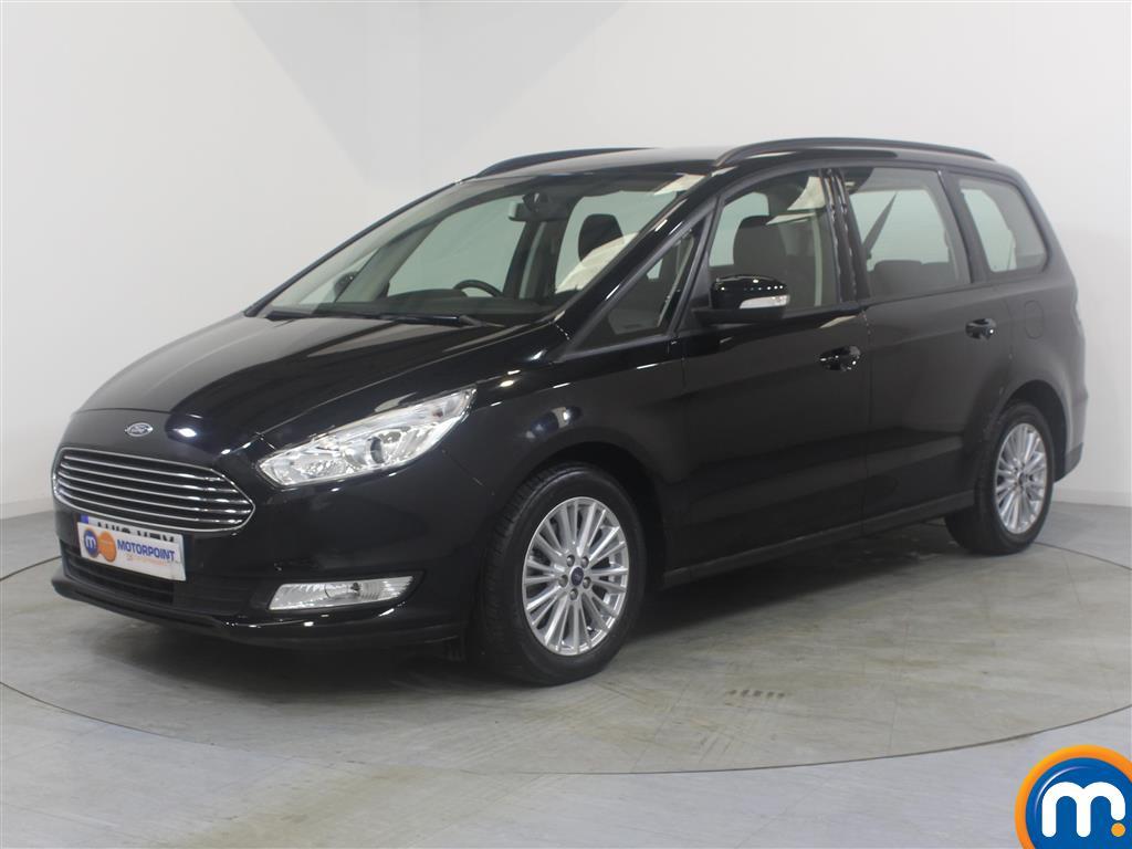 Ford Galaxy Zetec - Stock Number (1020175) - Passenger side front corner