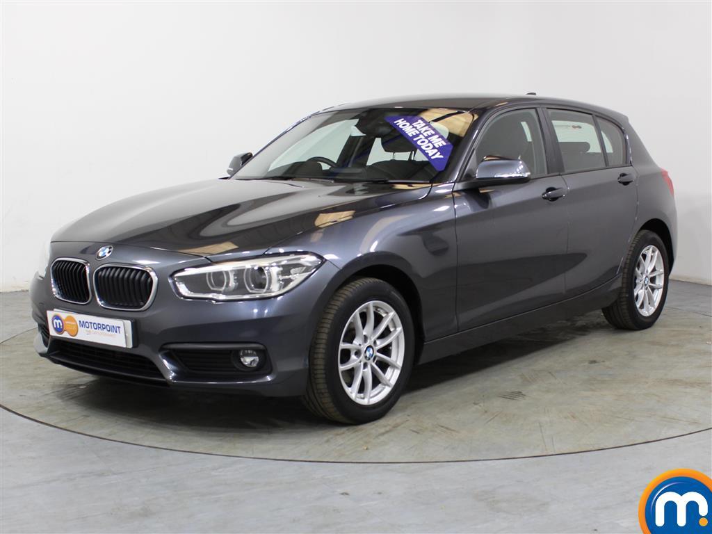 BMW 1 Series SE Business - Stock Number (1018832) - Passenger side front corner
