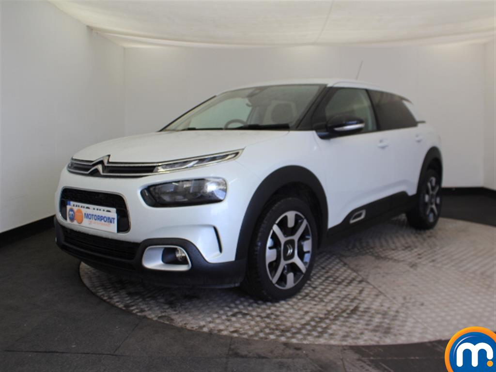 Citroen C4 Cactus Flair - Stock Number (1026791) - Passenger side front corner