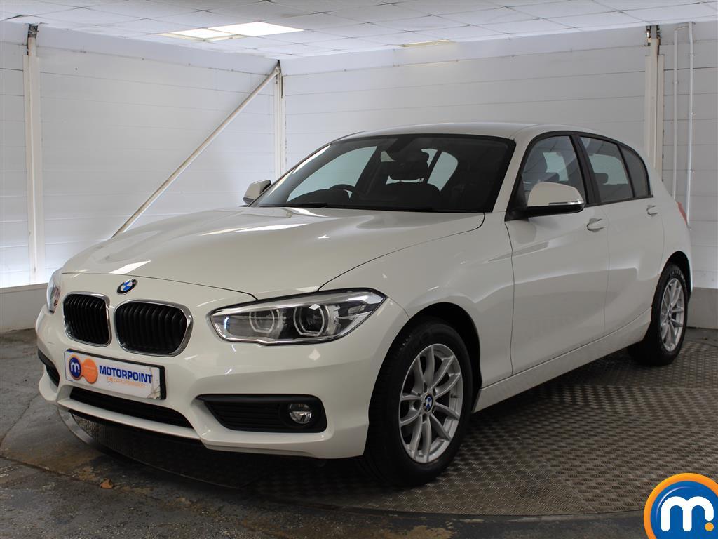 BMW 1 Series SE Business - Stock Number (1025481) - Passenger side front corner