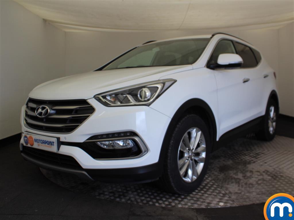 Hyundai Santa Fe Premium - Stock Number (1027973) - Passenger side front corner