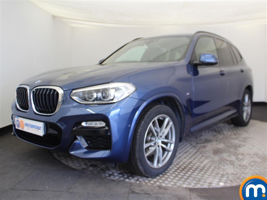 BMW X3 M Sport - Stock Number (1025507) - Passenger side front corner