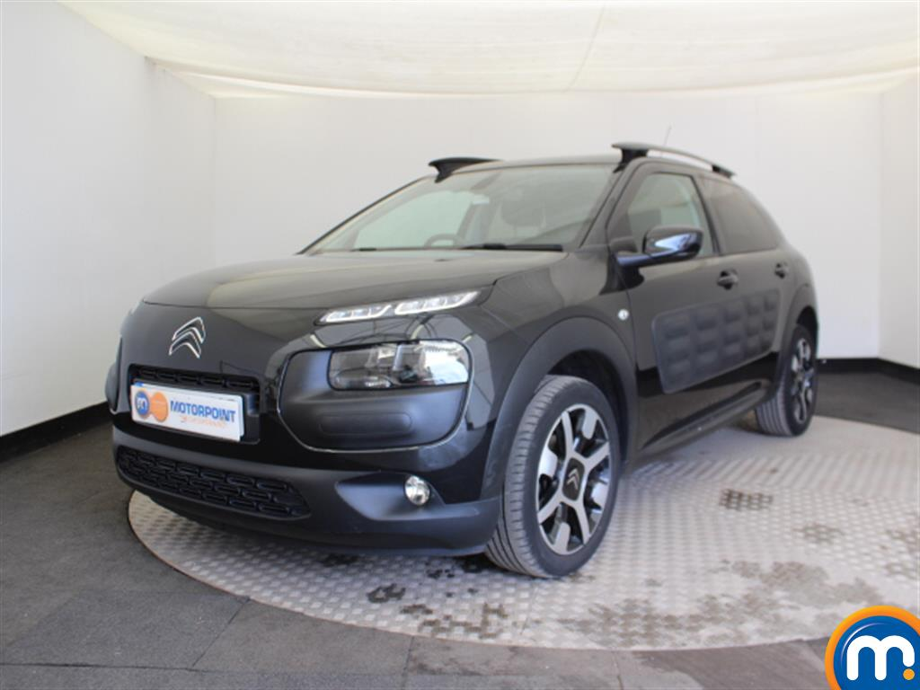 Citroen C4 Cactus Flair - Stock Number (1029383) - Passenger side front corner