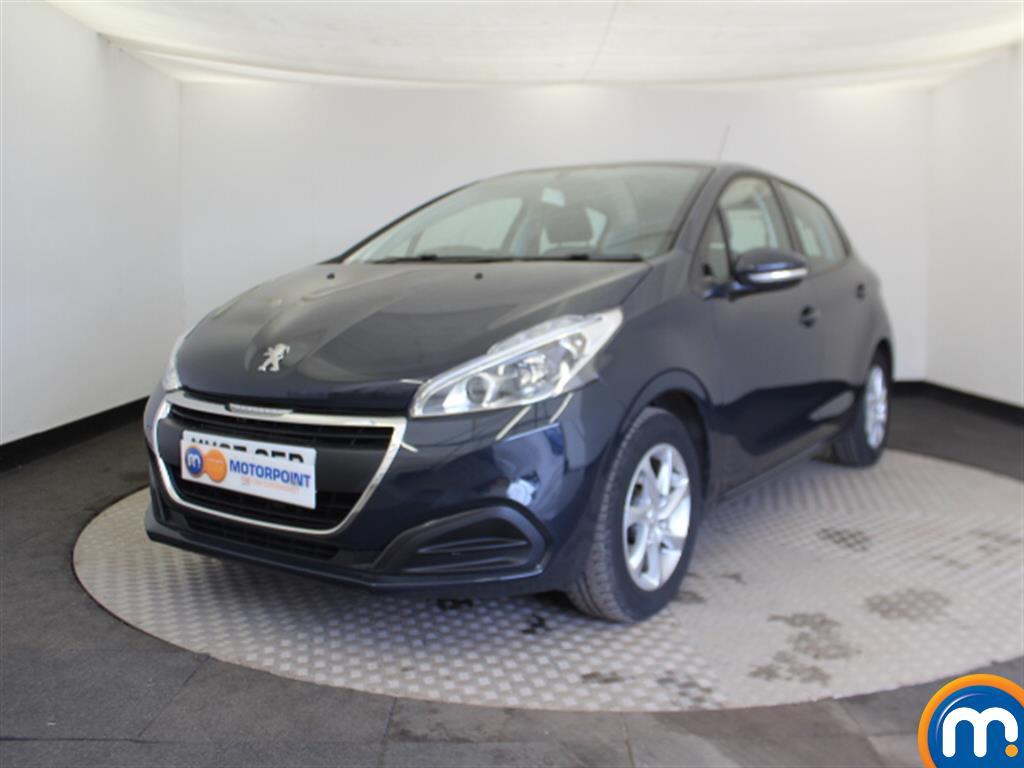 Peugeot 208 Active - Stock Number (1028627) - Passenger side front corner