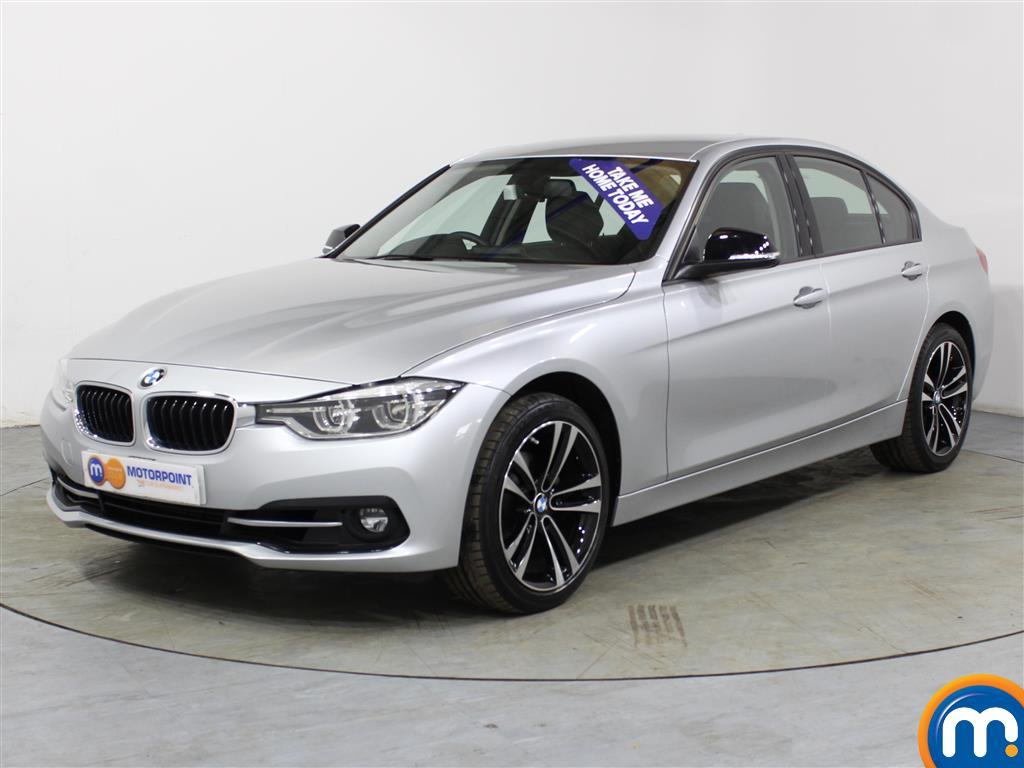 BMW 3 Series Sport - Stock Number (1025049) - Passenger side front corner