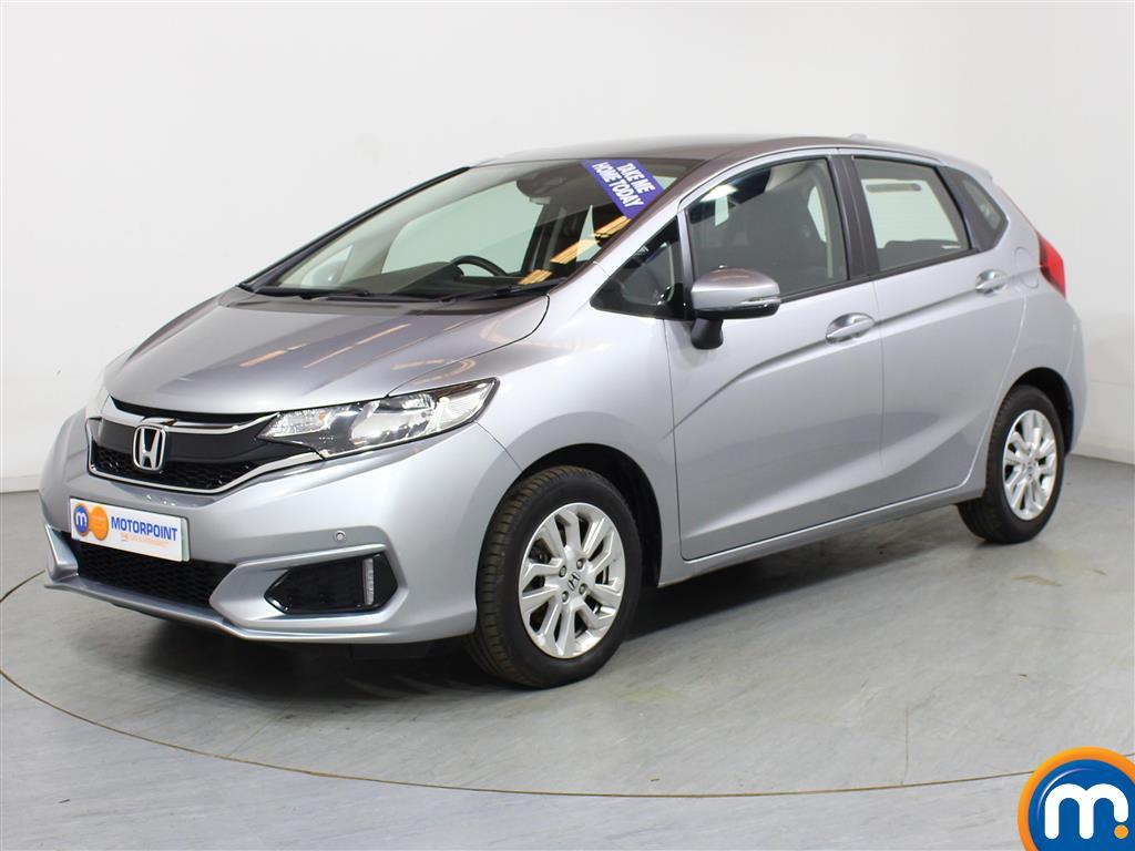Honda Jazz SE Navi - Stock Number (1019946) - Passenger side front corner