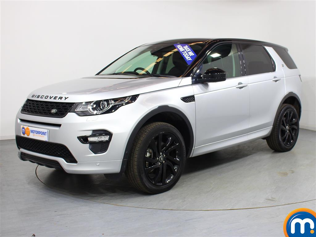 Land Rover Discovery Sport HSE Dynamic Luxury - Stock Number (1026327) - Passenger side front corner