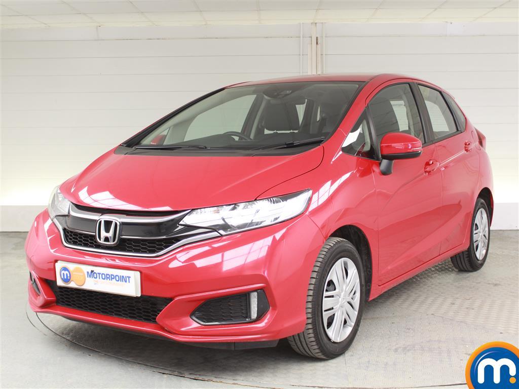 Honda Jazz S - Stock Number (1022350) - Passenger side front corner