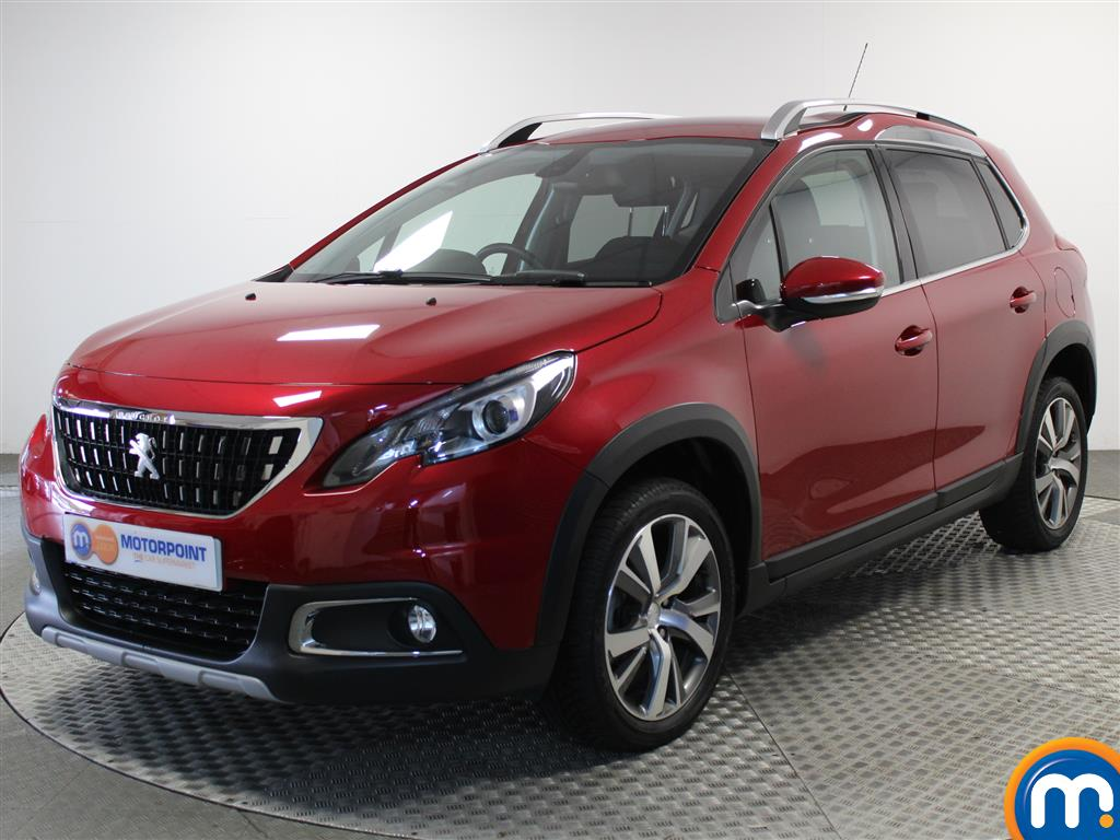 Peugeot 2008 Allure - Stock Number (1005516) - Passenger side front corner