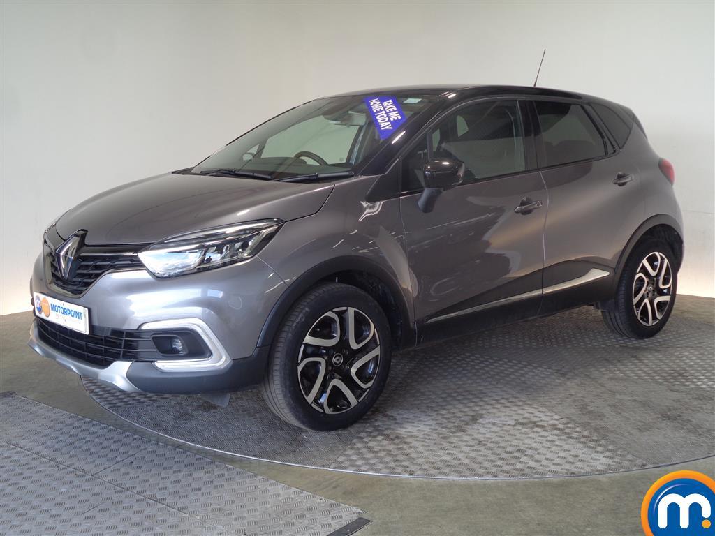 Renault Captur Dynamique S Nav - Stock Number (1027920) - Passenger side front corner