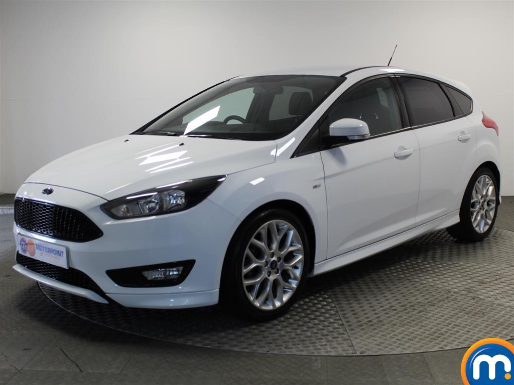 Ford Focus ST-Line - Stock Number (1027631) - Passenger side front corner