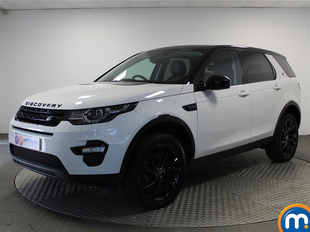 Land Rover Discovery Sport HSE Black - Stock Number (1027193) - Passenger side front corner