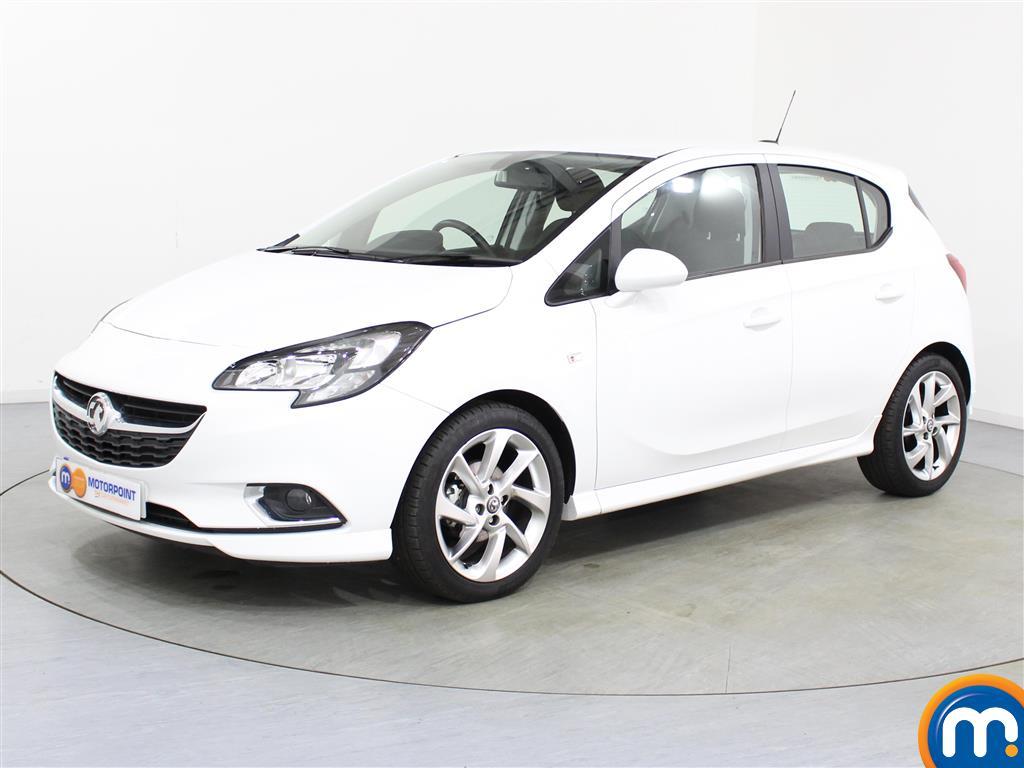 Vauxhall Corsa SRi Vx-line - Stock Number 1017866 Passenger side front corner