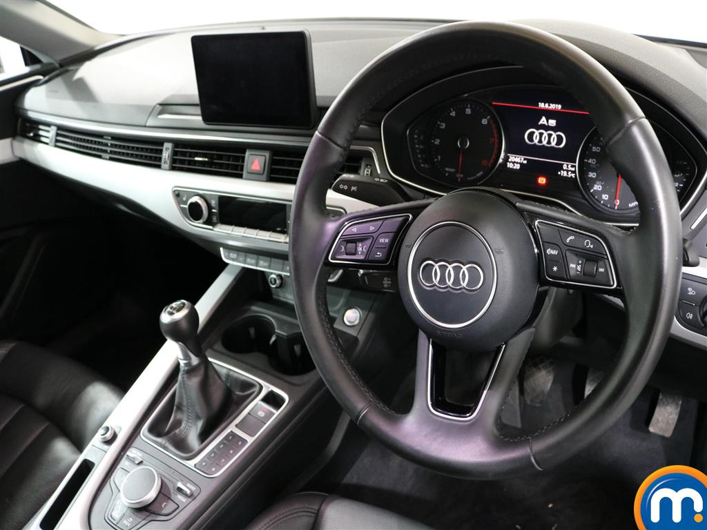 Audi A5 SE Manual Petrol Coupe - Stock Number (1010754) - 5th supplementary image