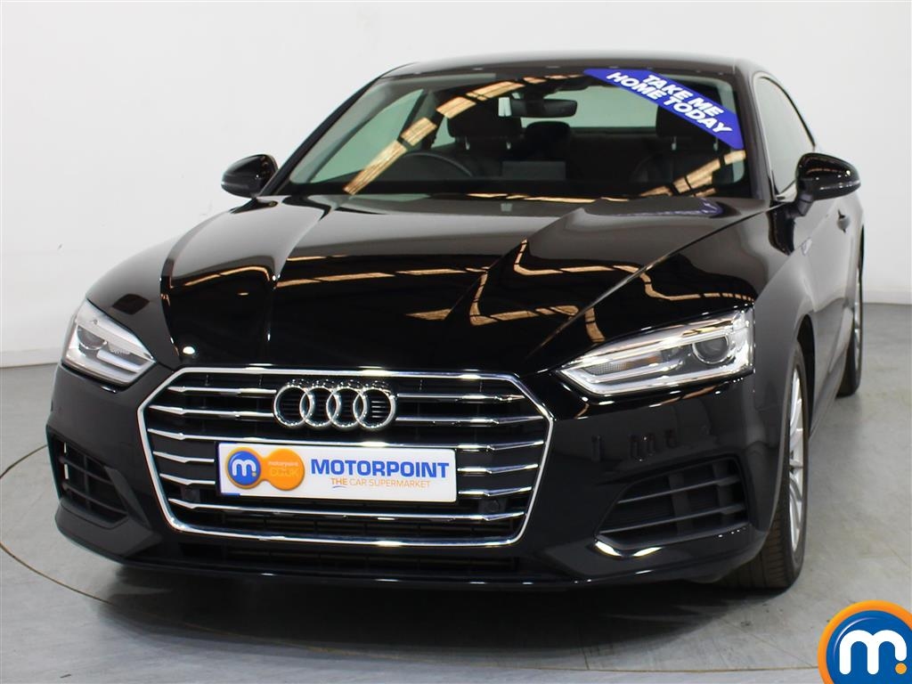 Audi A5 SE Manual Petrol Coupe - Stock Number (1010754) - Front bumper