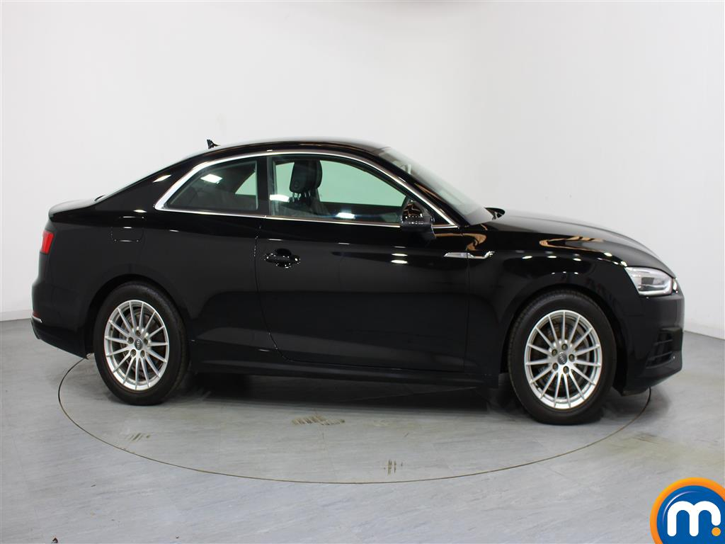 Audi A5 SE Manual Petrol Coupe - Stock Number (1010754) - Drivers side