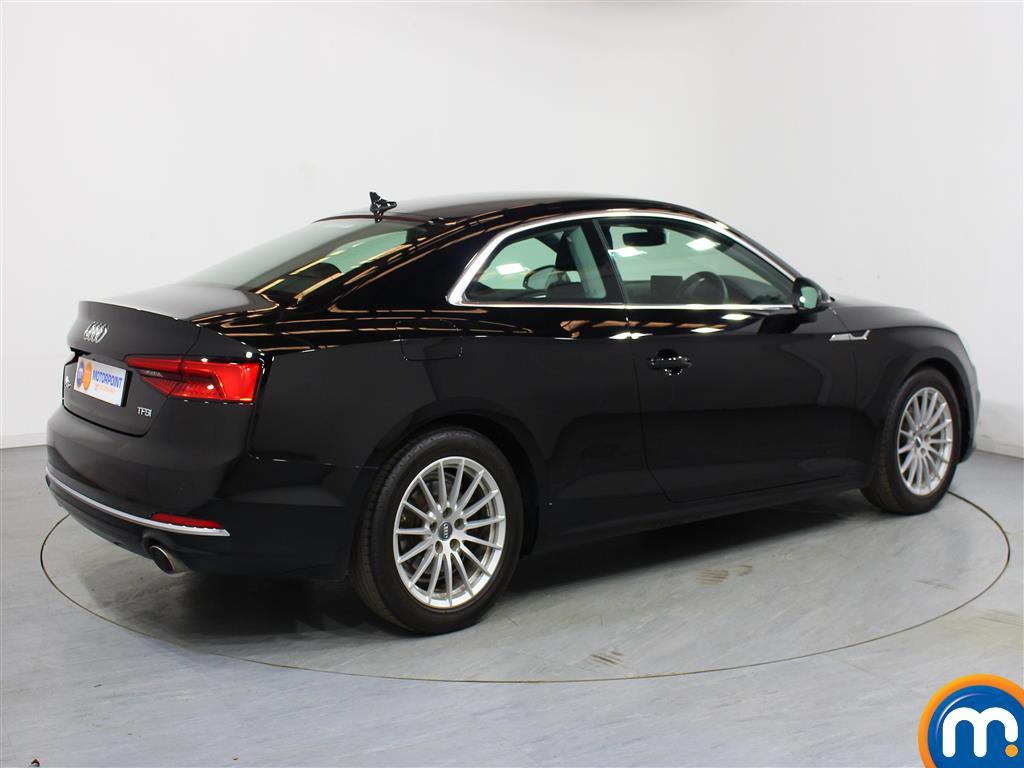 Audi A5 SE Manual Petrol Coupe - Stock Number (1010754) - Drivers side rear corner